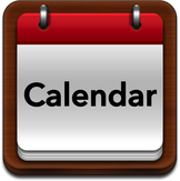 Picture of calendar icon